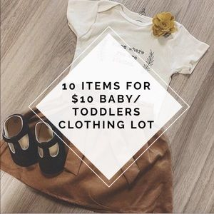 10 items for $10!!!